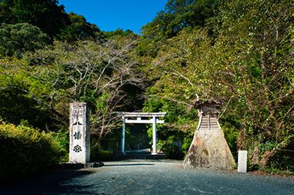 大洲領総鎮守 八幡神社イメージ1
